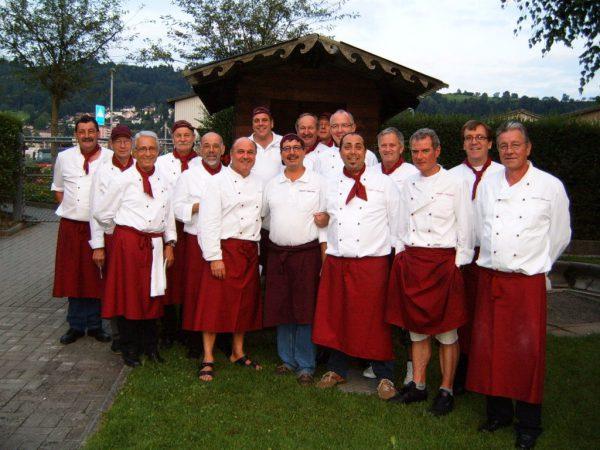 Chochi-Chäschtli Team